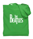 bag-the-beatles-logo-classic-green