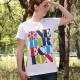 "Футболка женская ""Ван Дирекшн. Пипл"". Women's T-shirt ""One Direction. People"""