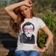 """Футболка женская """"Вуди Аллен"""". Women's T-Shirt """"Woody Allen"""""""