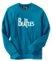 tolstovka-the-beatles-logo-classic-blue