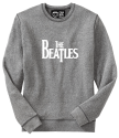 tolstovka-the-beatles-logo-classic-grey