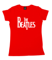 tshirt-the-beatles-logo-classic-red