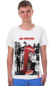 """Футболка """"Ван Дирекшн. """"Забери меня домой"""". """"One Direction-Take me home"""""""