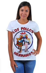 Футболка Во Все Тяжкие. Лос Полос Германос | Los Pollos Hermanos