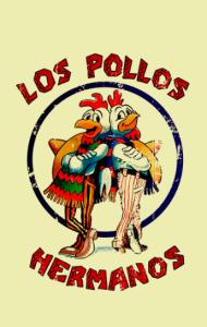Постер Во Все Тяжкие. Лос Полос Германос | Los Pollos Hermanos