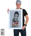 Постер Лимп Бизкит Арт