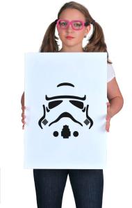Постер Штурмовик | Stormtrooper Classic