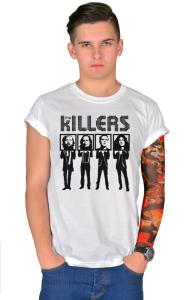Футболка Зе Киллерс | The Killers