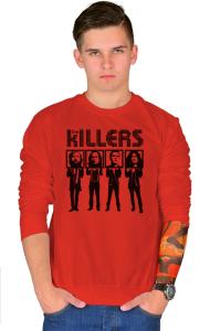 Свитшот Зе Киллерс | The Killers