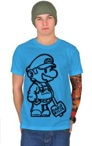 Футболка Супер Марио | Super Mario