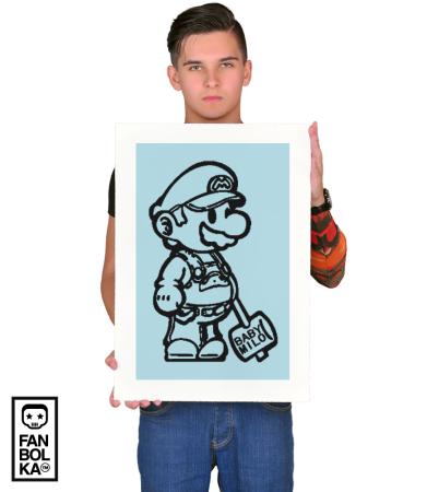 Постер Супер Марио | Super Mario