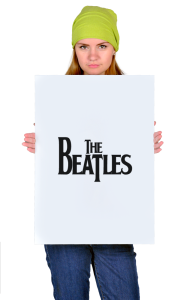"Постер ""Beatles"". ""Битлз"" 