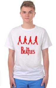 "Футболка ""Битлз"" четверка  ""The Beatles"" four"