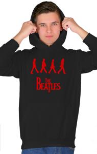 """Худи """"Битлз"""" четверка  """"The Beatles"""" four"""