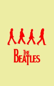 """Постер """"Битлз"""" четверка  """"The Beatles"""" four"""