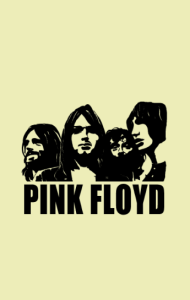 Постер Пинк Флойд 4 | Pink Floyd 4