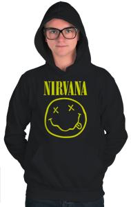 Худи Нирвана Смайл | Nirvana Smile