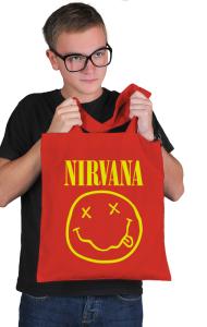 Сумка Нирвана Смайл | Nirvana Smile
