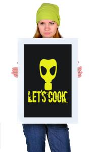 """Постер Давайте говорить   Let`s cook"""""""