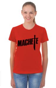 Футболка Тарантино Мачете | Tarantino Machete