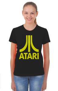 Футболка  Atari классик  | Atari classic