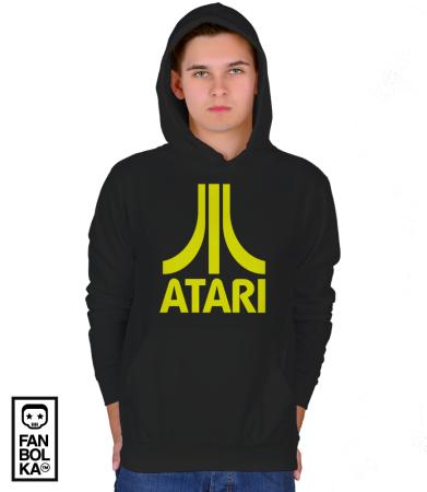 Худи  Atari классик  | Atari classic
