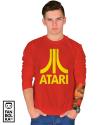 Свитшот  Atari классик