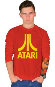 Свитшот  Atari классик  | Atari classic