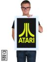 Постер Atari классик