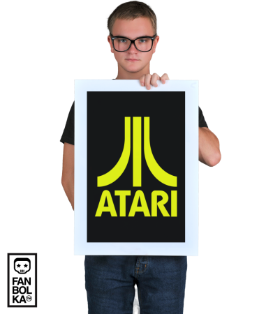 Постер  Atari классик  | Atari classic