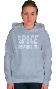 Худи Космические Захватчики | Space Invaders