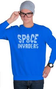 Свитшот Космические Захватчики | Space Invaders