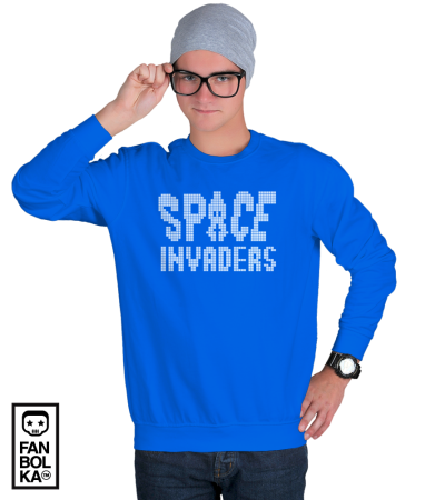 Свитшот Космические Захватчики | Space Invaders