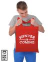 Сумка Зима надвигается
