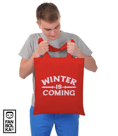 Сумка Зима надвигается | Game of Thrones. Winter is coming