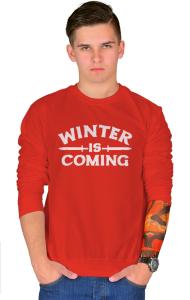Свитшот Зима надвигается | Game of Thrones. Winter is coming