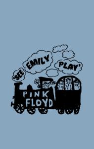 Постер Пинк Флойд - See Emily Play | Pink Floyd - See Emily Play