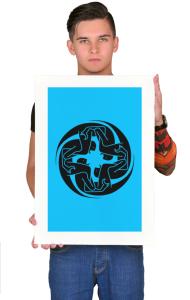 Постер Касабиан | Kasabian