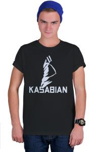 Футболка Касабиан Классик | Kasabian Classic
