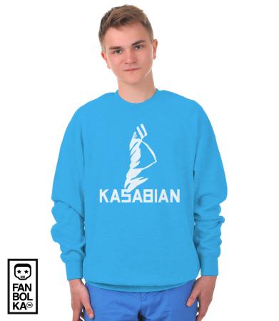 Свитшот Касабиан Классик | Kasabian Classic