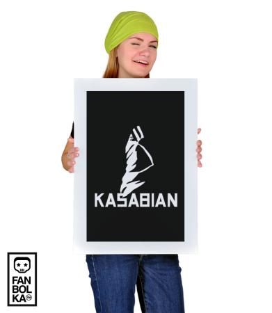 Постер Касабиан Классик | Kasabian Classic