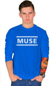 "Свитшот  ""Мьюз"" | ""Muse""."