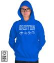 Худи Лед Зеппелин лого и символы