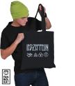 Сумка Лед Зеппелин лого и символы