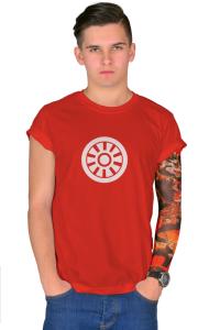 Футболка Железный человек.  Энергореактор | Iron Man. Power Reactor