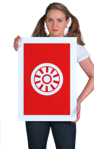Постер Железный человек.  Энергореактор | Iron Man. Power Reactor