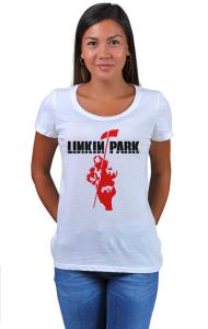 Футболка Линкин Парк №1 | Linkin Park №1