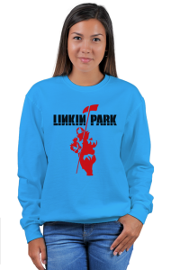 Свитшот Линкин Парк №1 | Linkin Park №1