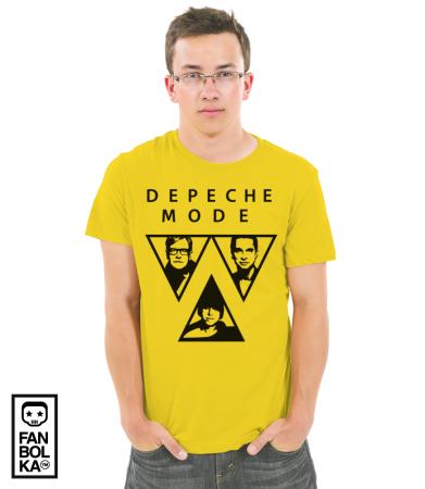 Футболка Депеш Мод | Depeche Mode