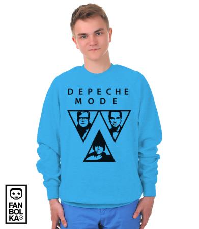Свитшот Депеш Мод   Depeche Mode